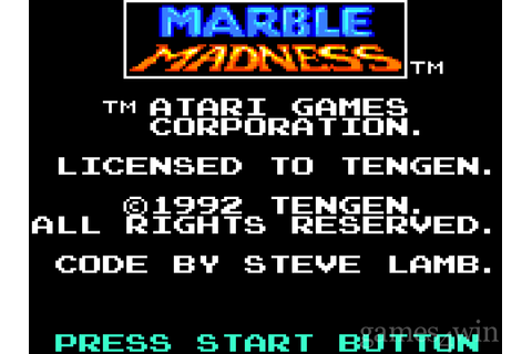 Marble Madness Free Download full game for PC, review and ...