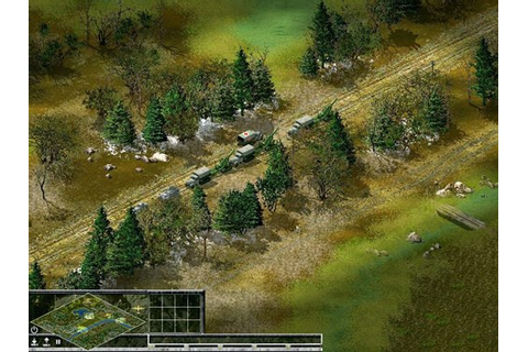 Sudden Strike 2 Game - Free Download Full Version For PC