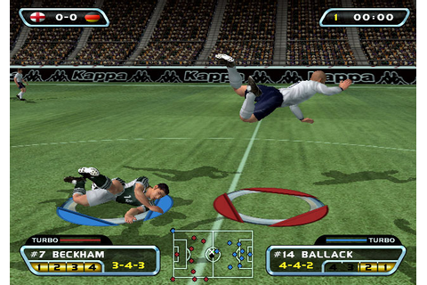 Red Card Soccer 20-03 Screenshot #3 for PS2 - Operation Sports