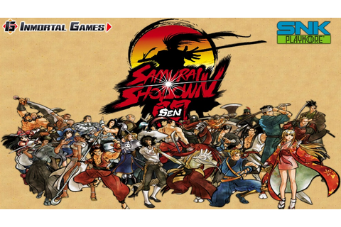 Taito Type X2 - Samurai Shodown: Edge of Destiny Arcade ...