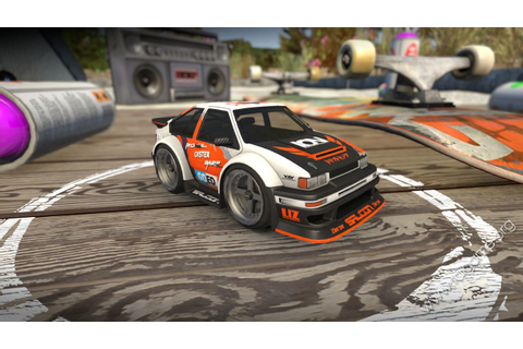 Table Top Racing: World Tour - Tai game | Download game Đua xe