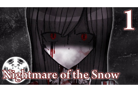 "Nightmare of the Snow - ""Chilling"" Horror Game (RPGMaker ..."