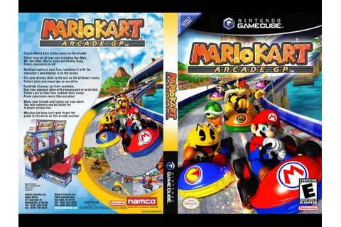 How to get Mario Kart Arcade GP games To Work on Wii - YouTube