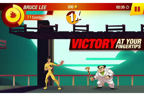 Bruce Lee: Enter The Game - Android Apps on Google Play