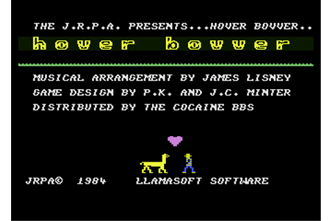 Download Hover Bovver - My Abandonware