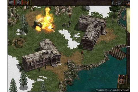Commandos Behind Enemy Lines Game Download Free For PC ...