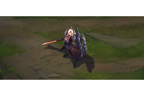 Solar Eclipse Leona - League of Legends skin - LoL Skin