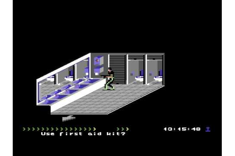 Let's Play Project Firestart for C64 - Part 3 - YouTube