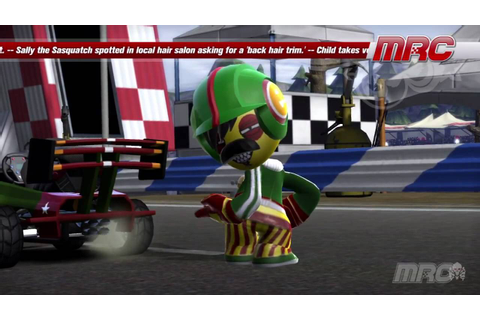 ModNation Racers Career - The Grand Tour (Part 4 of 4 ...
