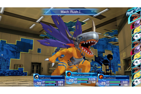 Digimon Story: Cyber Sleuth Digivolves with Its First ...