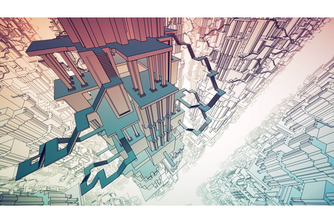 Manifold Garden: Inside the Architecture-Inspired New ...