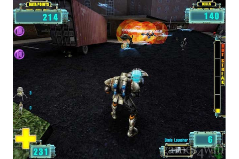 X-Com Enforcer Download on Games4Win