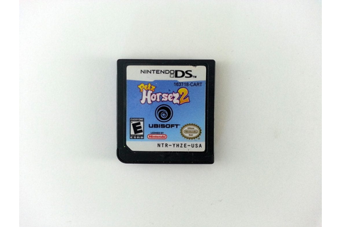 Petz Horsez 2 game for Nintendo DS (Loose) | The Game Guy