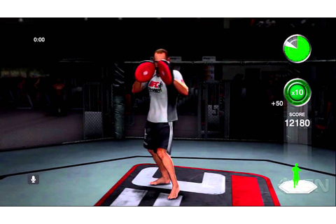 UFC: Personal Trainer Gameplay - YouTube