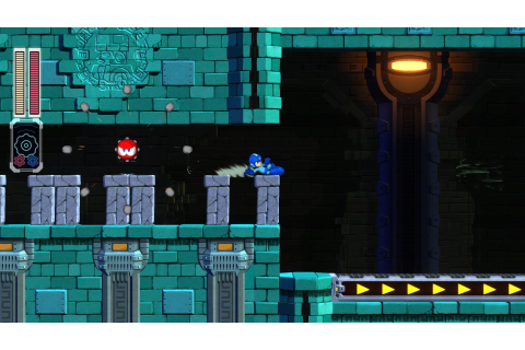 A new 'Mega Man' game is being made for the first time in ...
