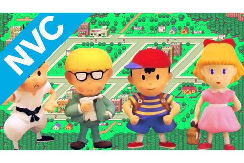 NVC: What's the Deal with Earthbound? - IGN Video