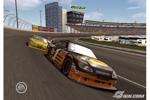 NASCAR 09 Review - IGN