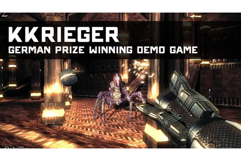 Kkrieger - World's Smallest PC FPS Game (Something Retro ...