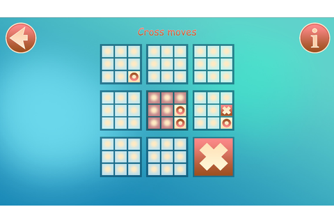 App Shopper: Mighty Tick Tack Toe Deluxe (Games)