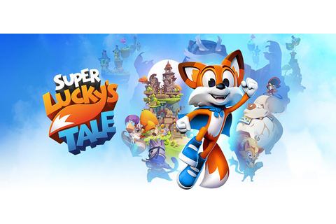 Super Luckys Tale Free Download FULL Version PC Game
