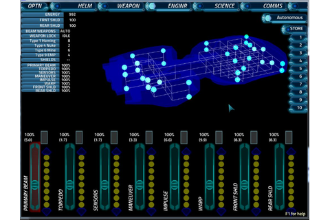 Download Artemis Spaceship Bridge Simulator Full PC Game