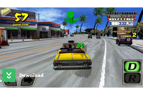 Crazy Taxi Classic - A ground-breaking, open-world driving ...