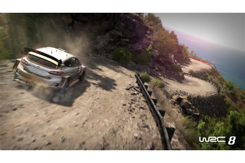 WRC 8 Game Trailer Shows Improved Sim Racer For Rally Fans