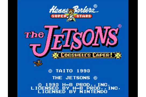 The Jetsons - Cogswells Caper! NES Music 1 - YouTube
