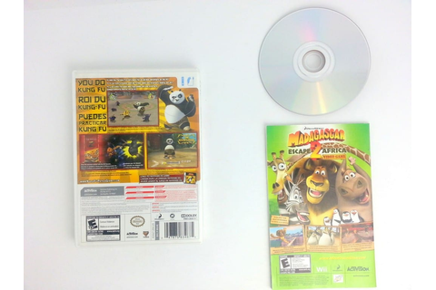 Kung Fu Panda: Legendary Warriors game for Wii (Complete ...