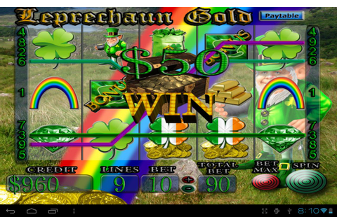 Leprechaun Gold - Slot Machine - Android Apps on Google Play