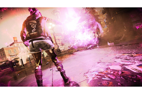 Infamous First Light PS4 Game Review – Random Game Reviews