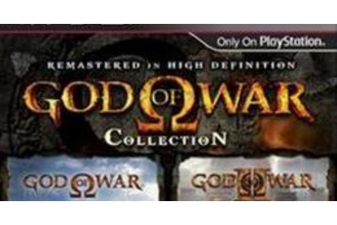 God of War Collection - PS3 ISO - Free Download PC Games