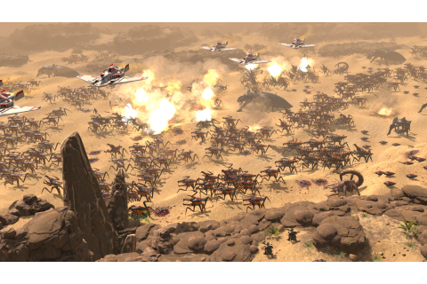 Starship Troopers - Terran Command Is a Strategy Game ...