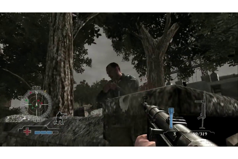 Medal of Honor: Airborne PC Gameplay HD - YouTube