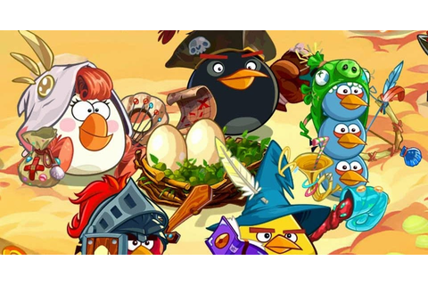 Games: Free Angry Birds Epic Hack