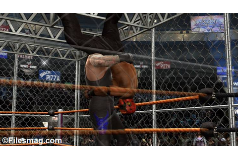 WWE Smackdown vs Raw 2009 Free PC Game Download - Free ...