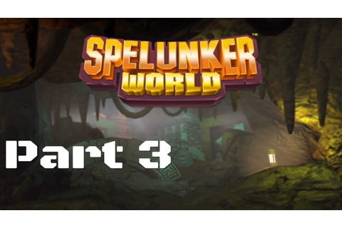 Spelunker World gameplay part 3 - YouTube