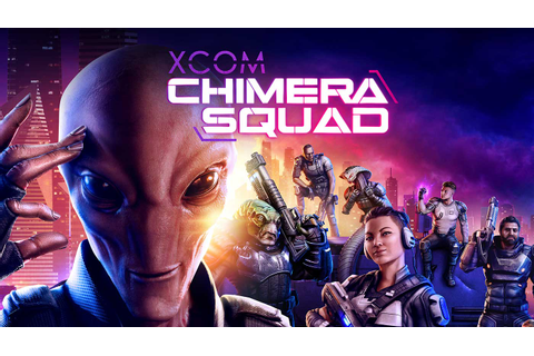 XCOM: Chimera Squad Is A Brand New XCOM Game And It's ...