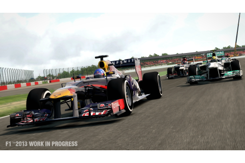 F1 2013 & Classic Edition – First Previews – VirtualR.net ...
