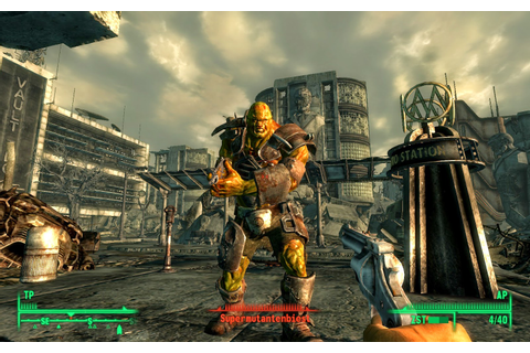 FallOut 3 Goty Pc Video Game Free Download [ 7 G B ...