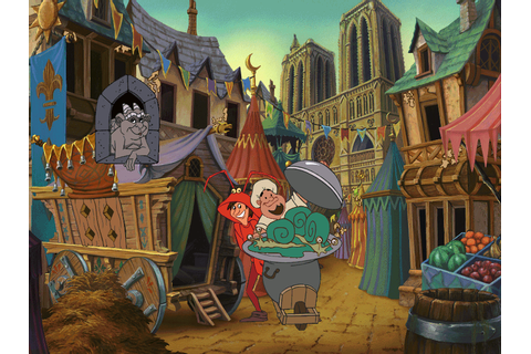 Download Disney's The Hunchback of Notre Dame: 5 Topsy ...