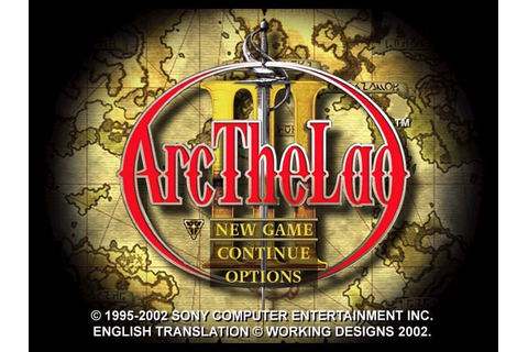 Arc the Lad III (USA) PSX ISO | Cdromance