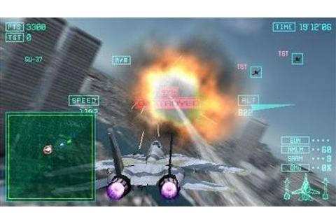 Review: Ace Combat Joint Assault