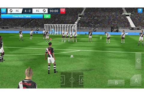 Dream League Soccer 2018 Android Gameplay #49 - YouTube