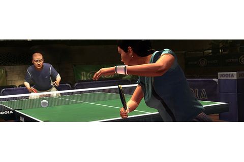Rockstar Games presents Table Tennis: Review - Matt Brett