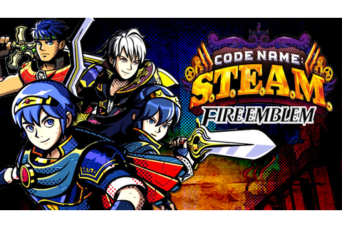 Code Name: S.T.E.A.M. - All Fire Emblem Themes - YouTube