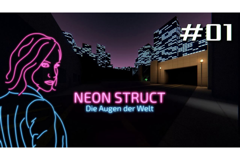 Let's Play NEON STRUCT | Ep 1 - YouTube