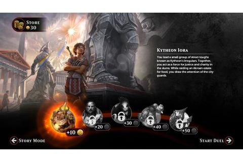 Magic Duels war Qwant Games