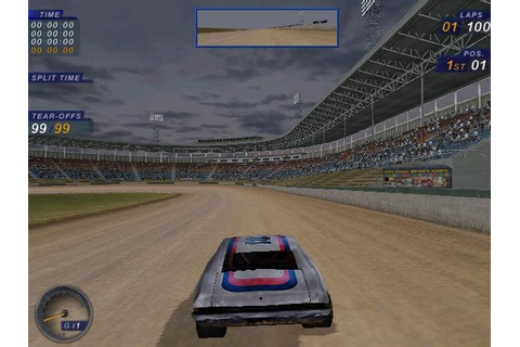 Dirt Track Racing 2 - PC Review and Full Download | Old PC ...