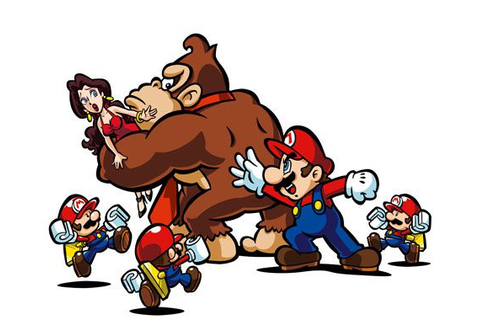 Mario VS Donkey Kong : Pagaille à Mini-Land - Game In Live ...